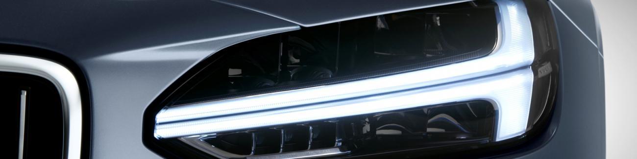 Certificat de conformité européen Volvo  importée